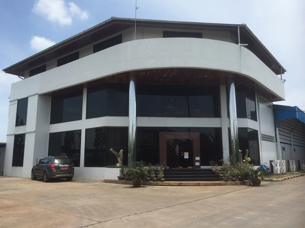Building of C.C. KENDENSHA in Thailand