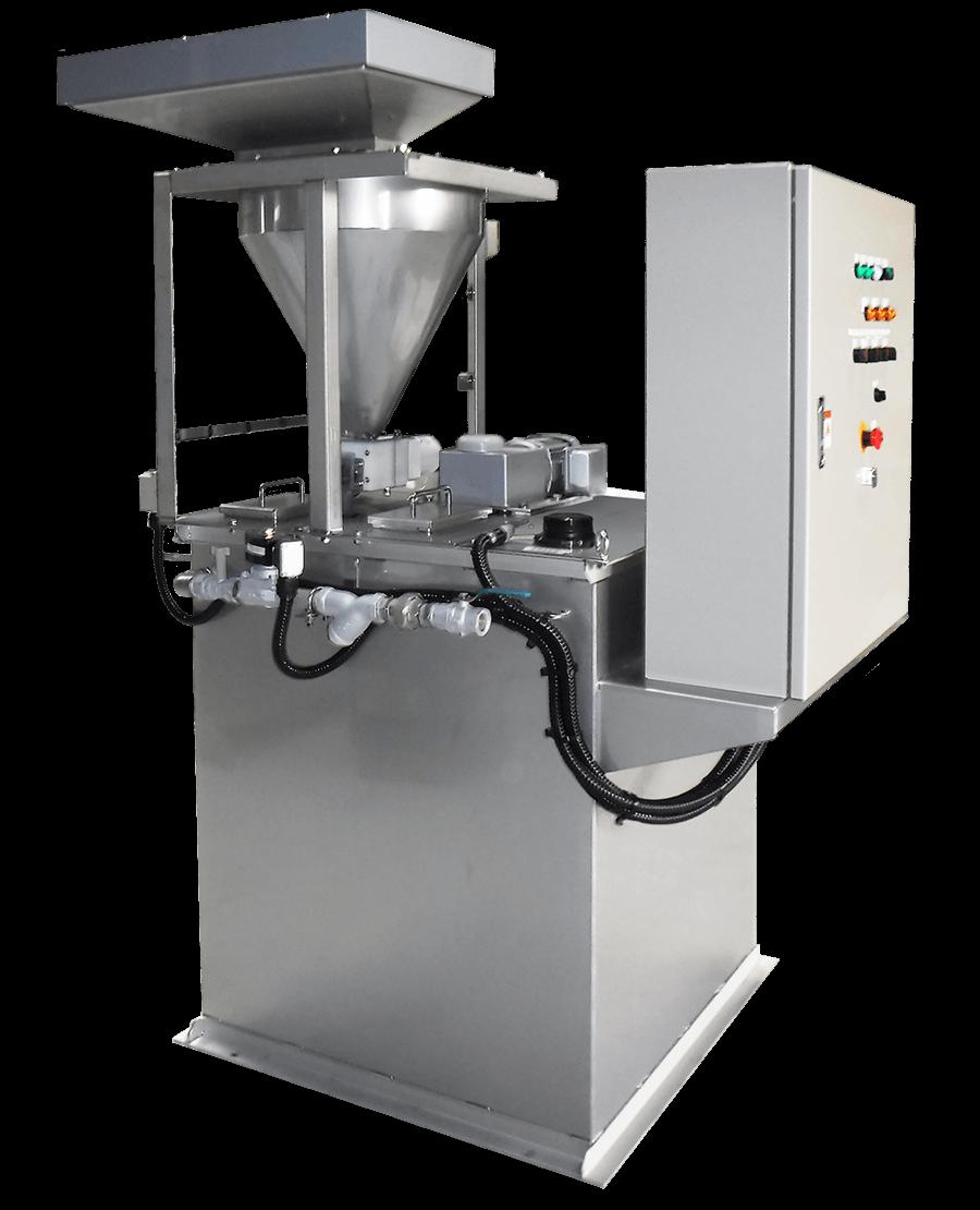 Automatic Polymer Preparation System